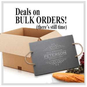 Bulk-ordering deals personalzied-cutting-boards