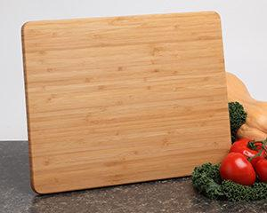 Personalized Cutting Board - Bamboo 15x12