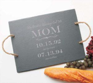 Mothers Day Personalized Slate