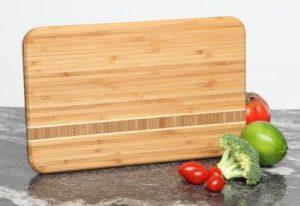 Personalized Bamboo Cutting Board 12 x 8 DESIGNS
